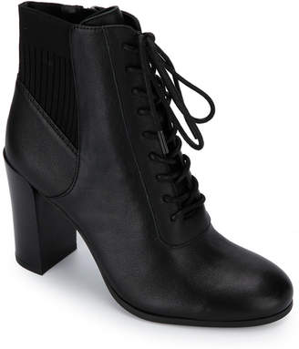 Kenneth Cole New York Women Justin Lace Up Booties Women Shoes