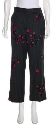 Marc Jacobs High-Rise Wide-Leg Pants w/ Tags