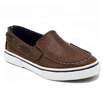 Nautica Doubloon Youth Boat Shoe - Boy's