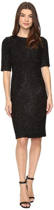 Christin Michaels Verity Sparkle Bodycon Midi Dress $104 thestylecure.com