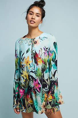 Nanette Lepore Tropical Cover-Up Dress