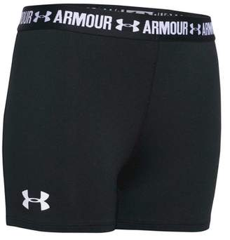 "Under Armour Girl's 3"" Armour Shorty Shorts"