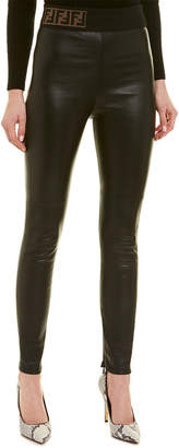 Fendi Nappa Leather Pant