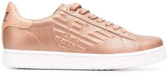Emporio Armani Ea7 lace-up sneakers