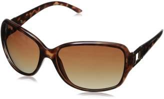 Foster Grant FOSUB Women's Poppet Rectangular Sunglasses