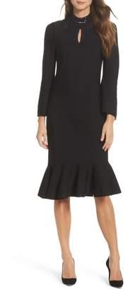 Nic+Zoe Sequin Midi Dress