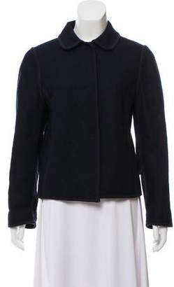 Philosophy di Alberta Ferretti Wool-Blend Jacket