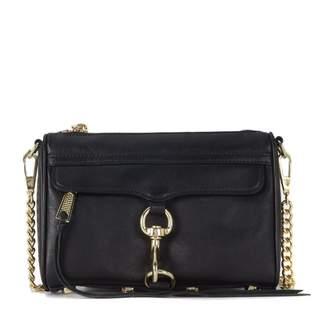Rebecca Minkoff Mini Mac Crossbody Bag Black