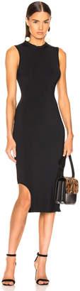 Victoria Beckham Crewneck Dress