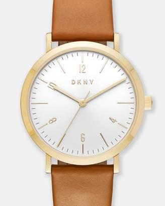 DKNY Minetta Brown Analogue Watch