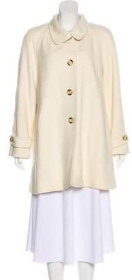 Ellen Tracy Wool Short Coat