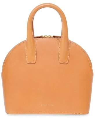 Mansur Gavriel Cammello Mini Top Handle Bag - Rosa