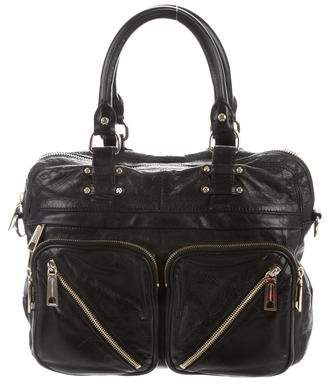 Rebecca Minkoff Paramour Leather Satchel