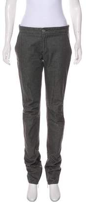 Chloé Mid-Rise Skinny Jeans