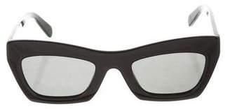 Celine Eva Cat-Eye Sunglasses