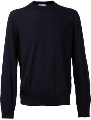 Brunello Cucinelli patched sweater