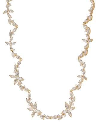 Nadri Papillon All Around CZ Necklace