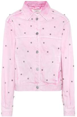Etoile Isabel Marant Isabel Marant, Étoile Foften embellished denim jacket