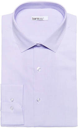 Bar III Men Max Slim-Fit Textured Dress Shirt
