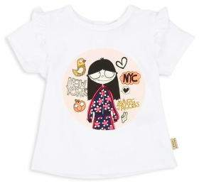 Little Marc Jacobs Baby Girl's Miss Marc Short-Sleeve Tee