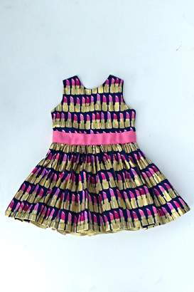 Fiveloaves Twofish Lipstick Party Dress