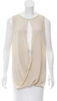 Ter Et Bantine Silk Sleeveless Top
