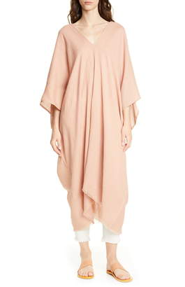 Eileen Fisher Cotton Caftan