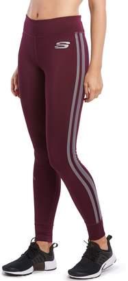 Skechers Women's Swift Stripe Midrise Leggings