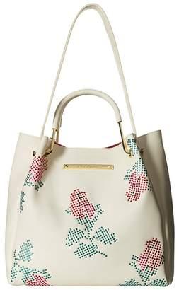 Betsey Johnson Rose Studded Handbags