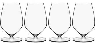 Luigi Bormioli T-Glass Set of 4 Riesling Glasses