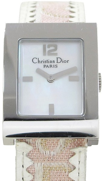 Christian Dior  Christian Dior Maris Stainless Steel 25mm Womens Watch