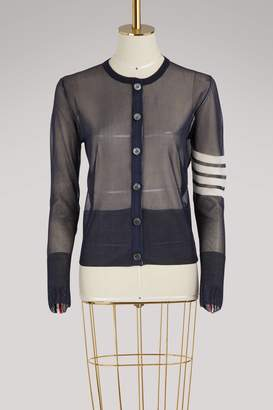 Thom Browne Silk cardigan