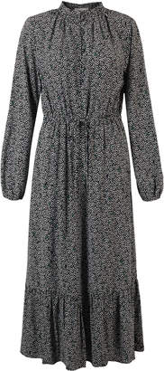 Oliver Bonas Star Print Dress
