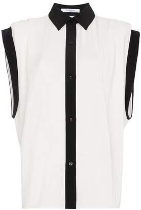 Givenchy batwing short sleeve shirt