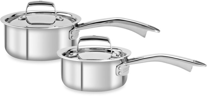 Zwilling J.A. Henckels TruClad Covered Saucepans