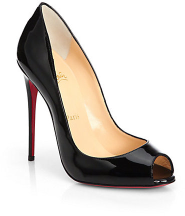 Christian Louboutin Youpi Patent Leather Pumps