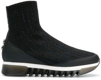 Alexander Smith sock high ankle sneakers