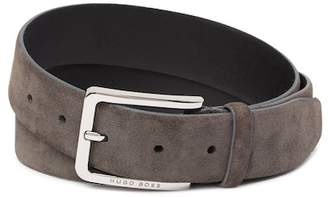 BOSS Cansian Suede Belt