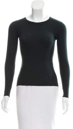 Theory Long Sleeve Wool Top