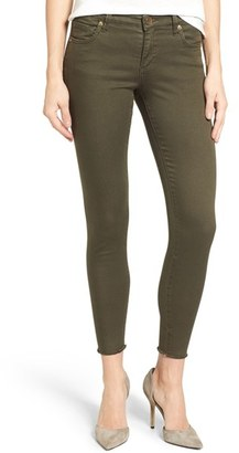 Women's Kut From The Kloth Stretch Twill Skinny Pants $79 thestylecure.com