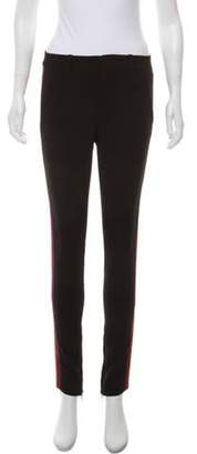 Gucci Metallic-Accented Skinny Pants Black Metallic-Accented Skinny Pants