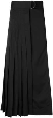 Joseph Miles high twist skirt