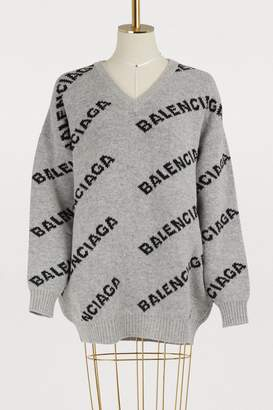 Balenciaga Long sleeved knit
