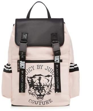 Juicy Couture JUICY Juicy by Kinney Multi Pocket Backpack
