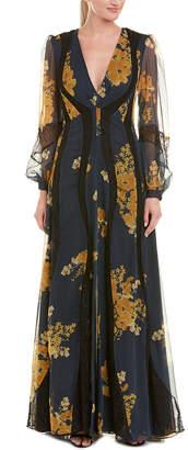 Sachin + Babi Noir Gown