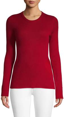 ATM Anthony Thomas Melillo Crewneck Cashmere Sweater