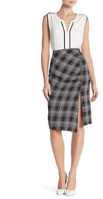 Nanette Lepore Rosa Plaid Skirt