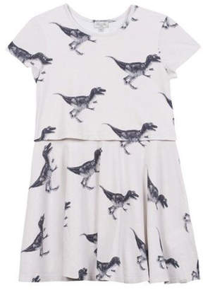 Paul Smith 2-6 Years Dinosaur Dress