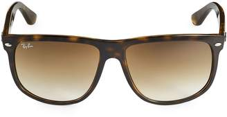 Ray-Ban 60mm Oversized Square Sunglasses