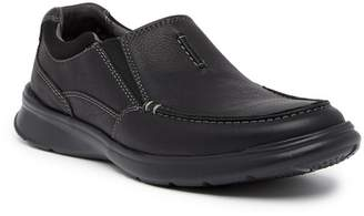 Clarks Cotrell Free Leather Slip-On Sneaker - Wide Width Available